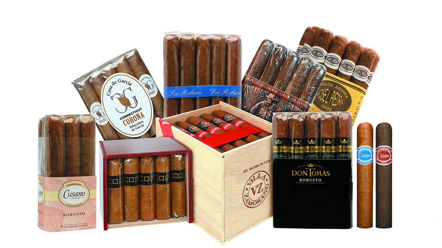 "How are famous cigar producers' ""second brands"" made"