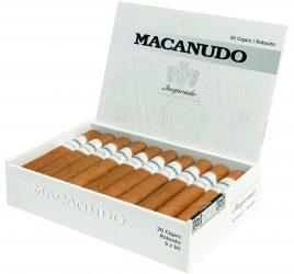 macanudo white